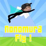 Nonomura can now fly !