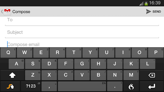 Swype Keyboard Trial Screenshot 27