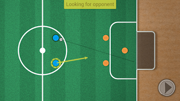 Screenshot of YourTurn Soccer
