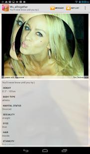 Singles AroundMe Local Dating - screenshot thumbnail