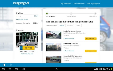 Mijngarage screenshot 9