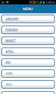 Kalender 2014 Indonesia - screenshot thumbnail