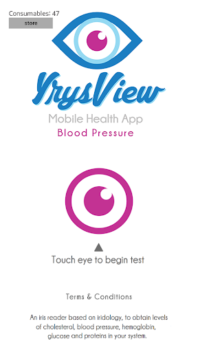 YrysView - Blood Pressure-Free