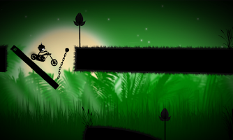 Screenshot of Stick Stunt Biker 2