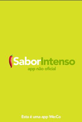 SaborIntenso - screenshot