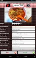 Screenshot of Eat-Makan (JustMakan)