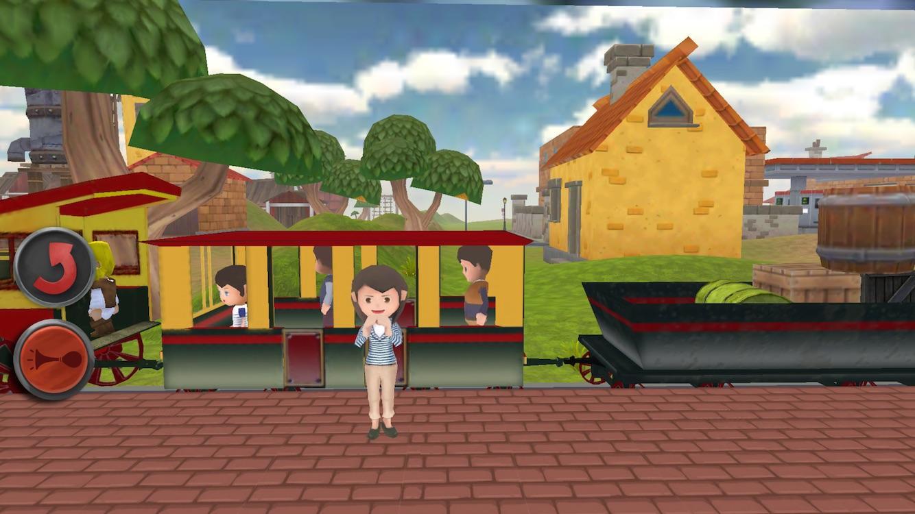Permainan Kereta 3D Anak Anak Apl Android Di Google Play