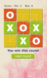Tic Tac Toe Movable- screenshot thumbnail