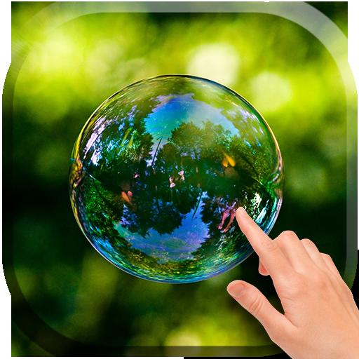 3d Bubbles Live Wallpaper