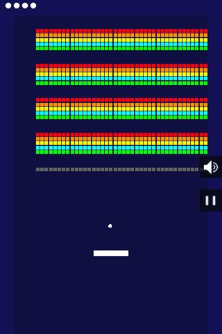 Many Bricks Breaker- screenshot