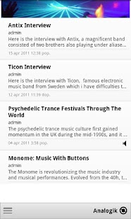 Electronic Music - screenshot thumbnail