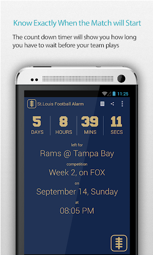 St. Louis Football Alarm