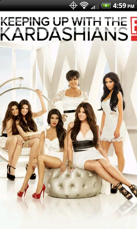 Keeping Up w/ Kardashians Intl - screenshot