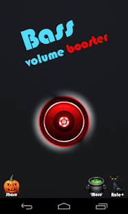 bass volume booster - screenshot thumbnail