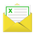 Contacts to Excel & Email icon