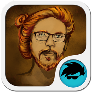 紅頭髮鍵盤 個人化 LOGO-玩APPs