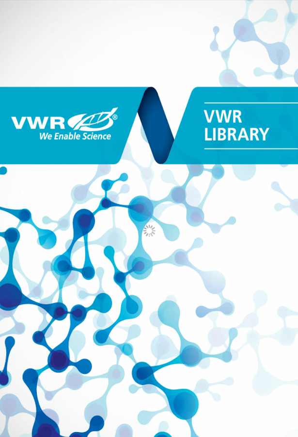 VWR Library - screenshot