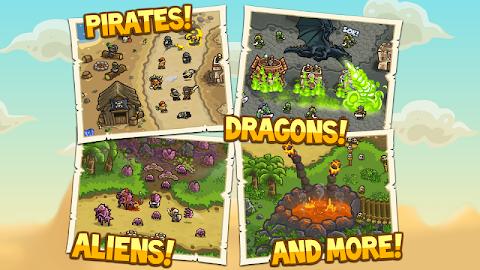 Kingdom Rush Frontiers Screenshot 15