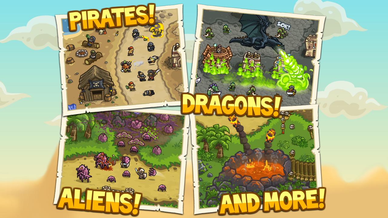 Kingdom Rush Frontiers screenshot #15
