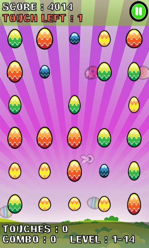 Bubble Blast Easter - screenshot
