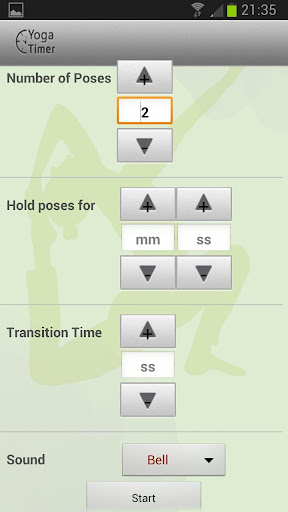 【免費健康App】Yoga Pose Timer-APP點子