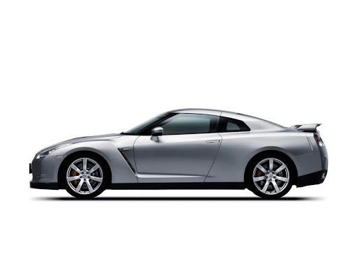 日産GT-Rスーパーカーの壁紙