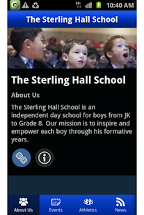 The Sterling Hall School- screenshot thumbnail