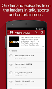 iHeartRadio – Internet Radio - screenshot thumbnail