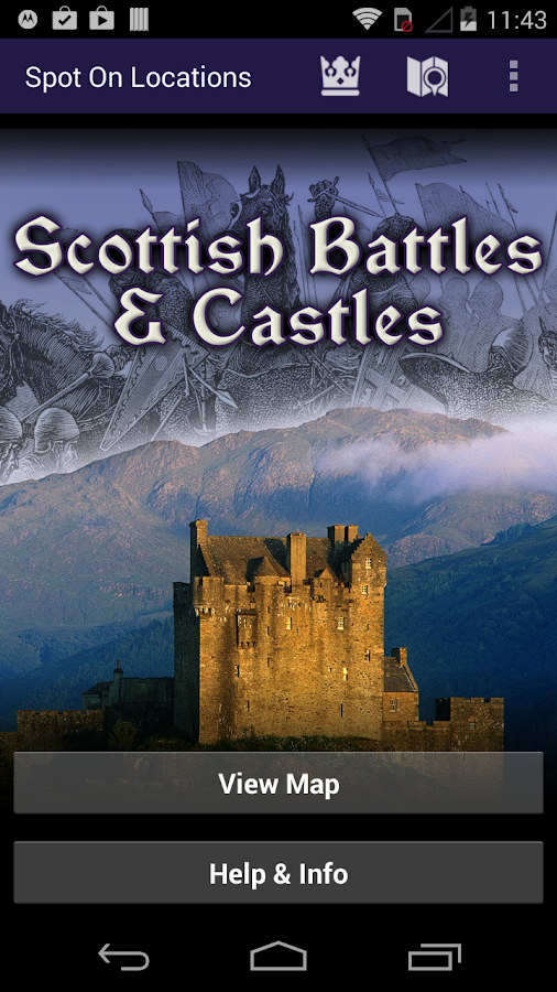 Scottish Battles and Castles - screenshot