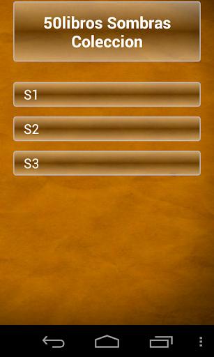50libros Sombras Coleccion
