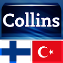 Finnish<>Turkish Dictionary logo