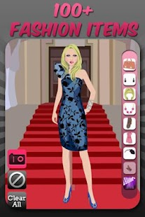 Red Carpet : Dress Up- screenshot thumbnail