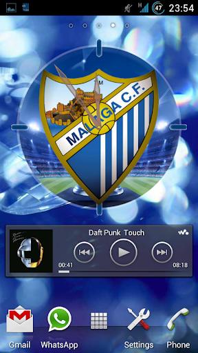 OFERTA Malaga CF - Reloj