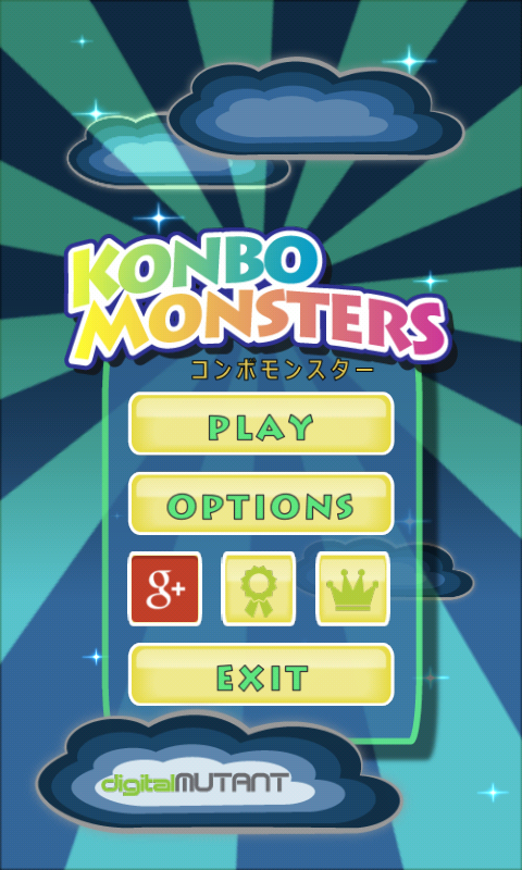 Konbo Monsters™- screenshot