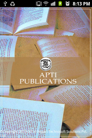APTI Publication