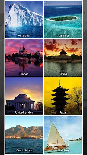 世界風景圖庫- 全球景觀高清壁紙收錄