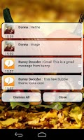 Screenshot of Popup Notifications Free