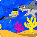 Shark Snack icon