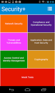CompTIA Security+ SY0-301 Prep - screenshot thumbnail