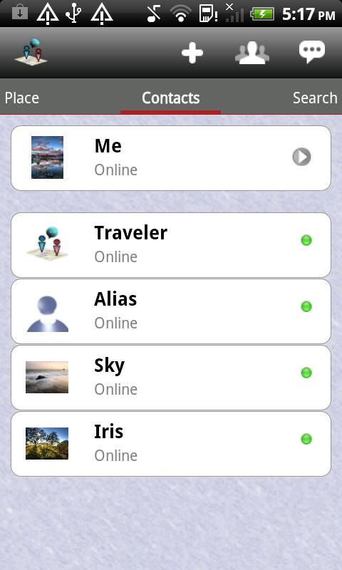 Phone Tracker-IM Map Nav. LE- screenshot