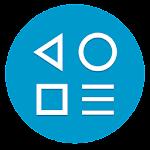 Objects #Blue PA/CM11 Theme v1.2.0