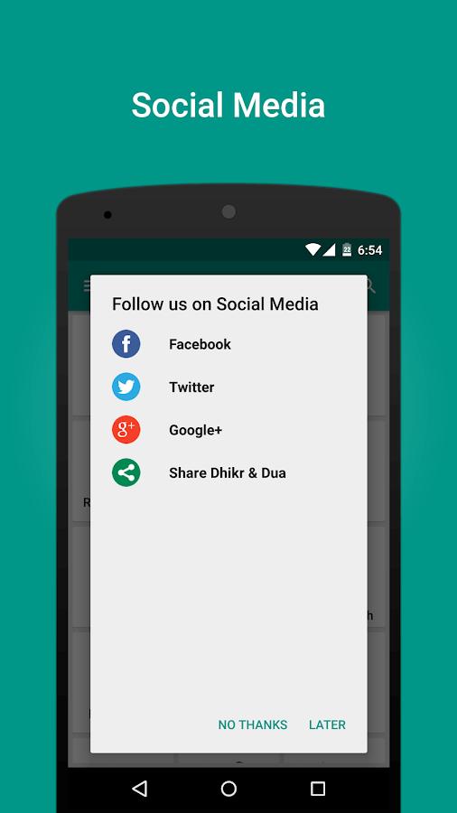 Screenshots of Dhikr & Dua - Quran, Ramadan for iPhone