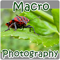 Macro Photography icon