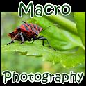 Macro Photography icon