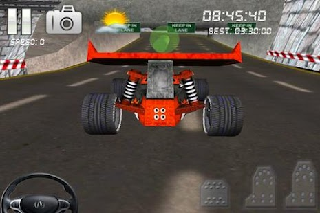 Circuit Racer 3D Racing Game- screenshot thumbnail