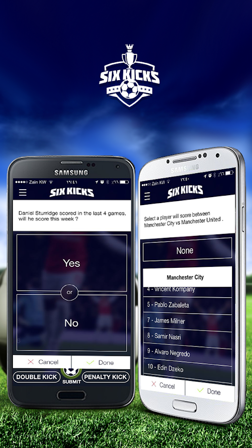 SixKicks- screenshot