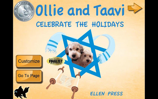 Ollie and Taavi Holidays