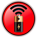 Wireless Battery Charger icon