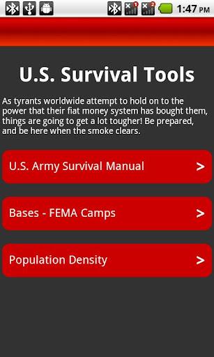U.S. Survival Tools Pro 1.0