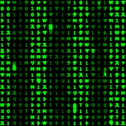 Digital Matrix Live Wallpaper